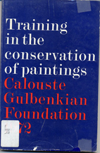Training in the conservation of paintings.…