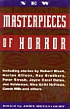 New Masterpieces of Horror by Ed John…