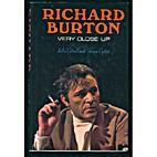 Richard Burton, very close up, by John…
