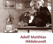 Author photo. Adolf Matthias Hildebrandt