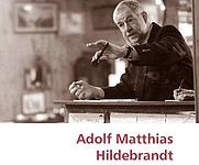 Author photo. Adolf Matthias Hildebrandt