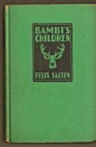 Bambi's Children by Felix Salten