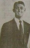 """Author photo. """"Simmo"""" book of Bob Simpson, printed in an Australian magazine in 1953"""