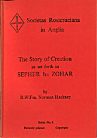 The Story of Creation as set forth in Sepher…