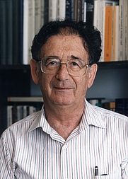 Author photo. Yehuda Bauer