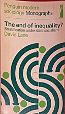 End of Inequality?: Stratification Under…