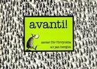Avanti! : serier för förryckta by Jan…