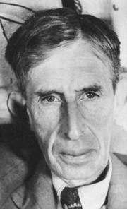 Author photo. Leonard Woolf