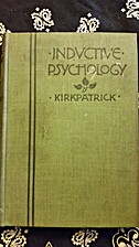 Inductive psychology: An introduction to the…