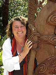 Author photo. Te Mangaroa