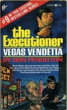 Vegas Vendetta by Don Pendleton