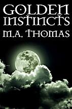 Golden Instincts (vampire romance) (Golden…