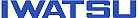 Author photo. Iwatsu Electric Corporate Logo