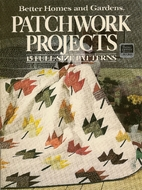 Better Homes and Gardens Patchwork Projects…