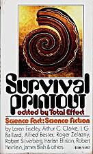 Survival Printout by Total Effect
