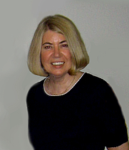 Author photo. Anna Faversham author of Hide in Time