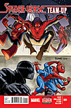 Spider-Verse Team-Up #1 by Christos Gage