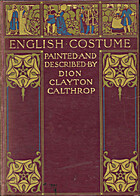 English costume by Dion Clayton Calthorp