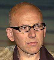 Author photo. Heinz Bude