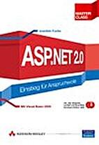 ASP.NET 2.0 - Master Class by Joachim Fuchs