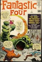 Fantastic Four [1961] #1 - The Fantastic…