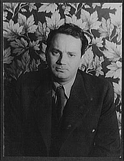 Author photo. Photo by Carl Van Vechten, Apr. 14, 1933 (Library of Congress, Prints & Photographs Division, Carl Van Vechten Collection, Reproduction Number: LC-USZ62-87328)