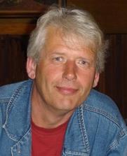Author photo. Sjoerd Kuyper