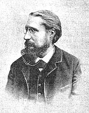 Author photo. Charles Gide (1847-1932) Professeur au Collège de France. Théoricien de l'économie sociale.