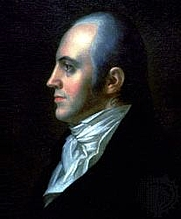 Author photo. Painting by John Vanderlyn, c 1809 (Wikimedia Commons)