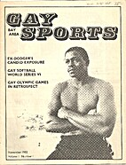 Gay Sports (Issue Number One) Ex-Dodger…