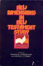 New dimensions in New Testament study by…