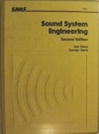 Sound System Engineering by Don Davis