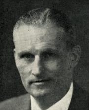 Author photo. Hanson W. Baldwin