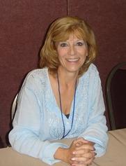 Author photo. Shirley Damsgaard