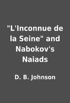 L'Inconnue de la Seine and Nabokov's…