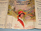 Betty Gordon and the Lost Pearls; or, A…