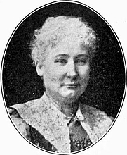 Author photo. Image from <b><i>What a young woman ought to know</i></b> (1913) by Mary Wood-Allen