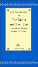 Confucius and Lao Tzu: The Analects of…