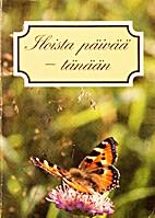 Iloista päivää - tänään by No Author