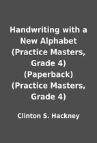 Handwriting with a New Alphabet (Practice…