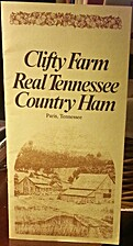 Clifty Farm Real Tennessee Country Ham