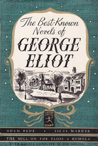 The Best-Known Novels of George Eliot: Adam…