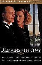 The Remains of the Day [abridged audiobook]…
