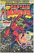 Captain Marvel 43 by Steve Englehart