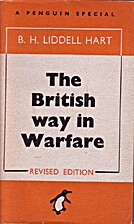 The British way in warfare by Basil Henry…