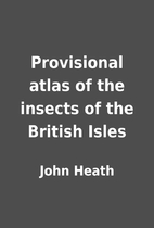 Provisional atlas of the insects of the…