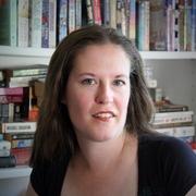 Author photo. photo by Tiffany John