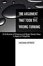 The Argument that Took the Wrong Turning: A…