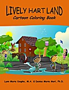 Lively Hart Land Cartoon Coloring Book by…