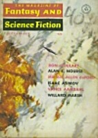 The Magazine of Fantasy and Science Fiction…